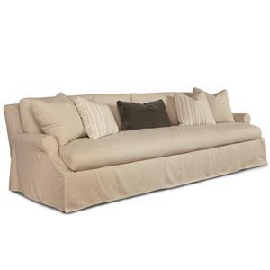 Robin Bruce Bristol Bench Cushion Slipcover Sofa