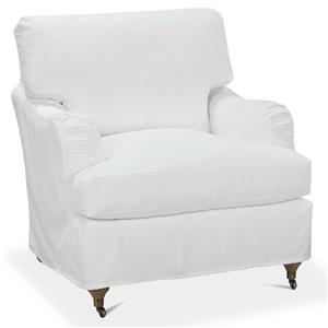 Robin Bruce Brooke Slipcover Chair