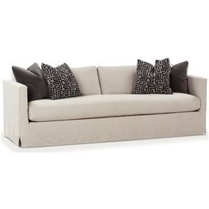 Robin Bruce Dolly 100 Sofa With Bench Seat Cushion
