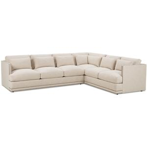 Robin Bruce Oscar Sectional Sofa Group
