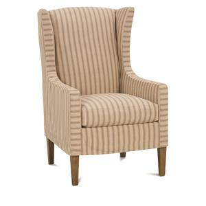 Robin Bruce Accent Chairs Angelica Slip Chair