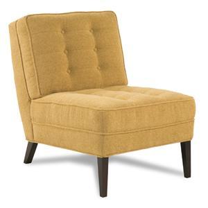 Architect Armless Chair