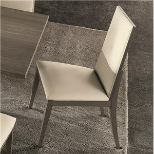 Alf Italia Tivoli Upholstered Dining Side Chair