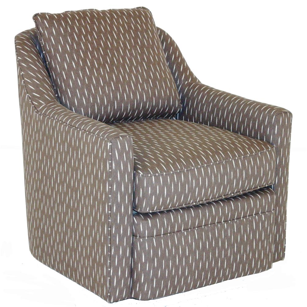 Rowe Chairs and Accents Hollins Chair - Item Number: H201