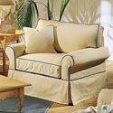 Rowe Hermitage Upholstered Accent Chair - 7880C
