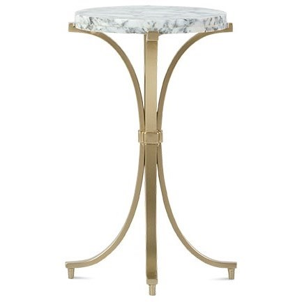 Allure Spot Table by Rowe at Steger's Furniture