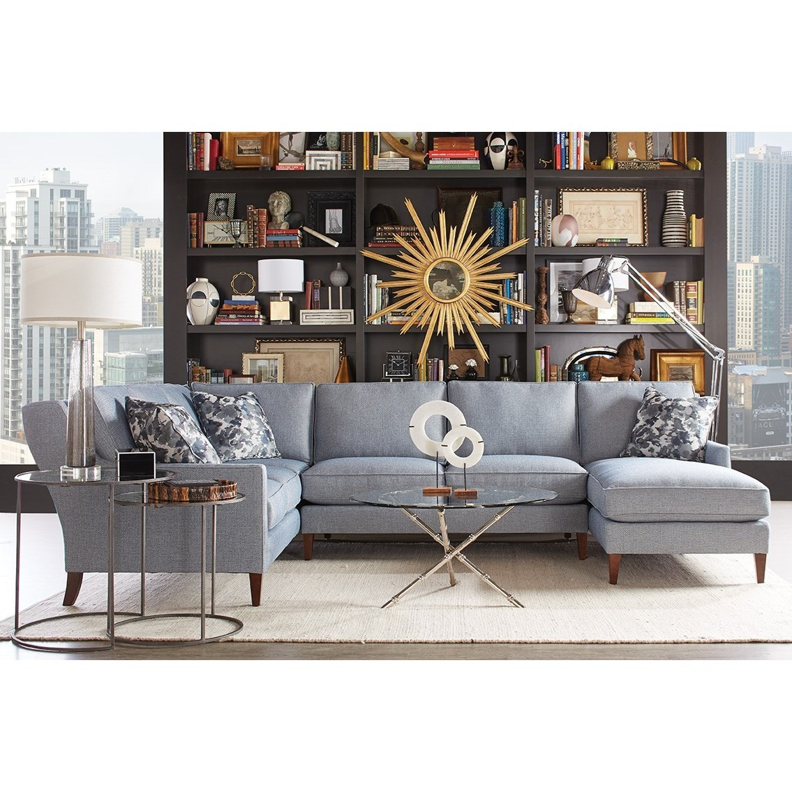 5 Seat Sectional