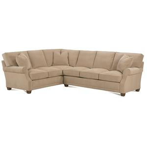 Rowe Baker Sectional Sofa