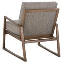 Rowe Beckett Modern Wood Frame Chair