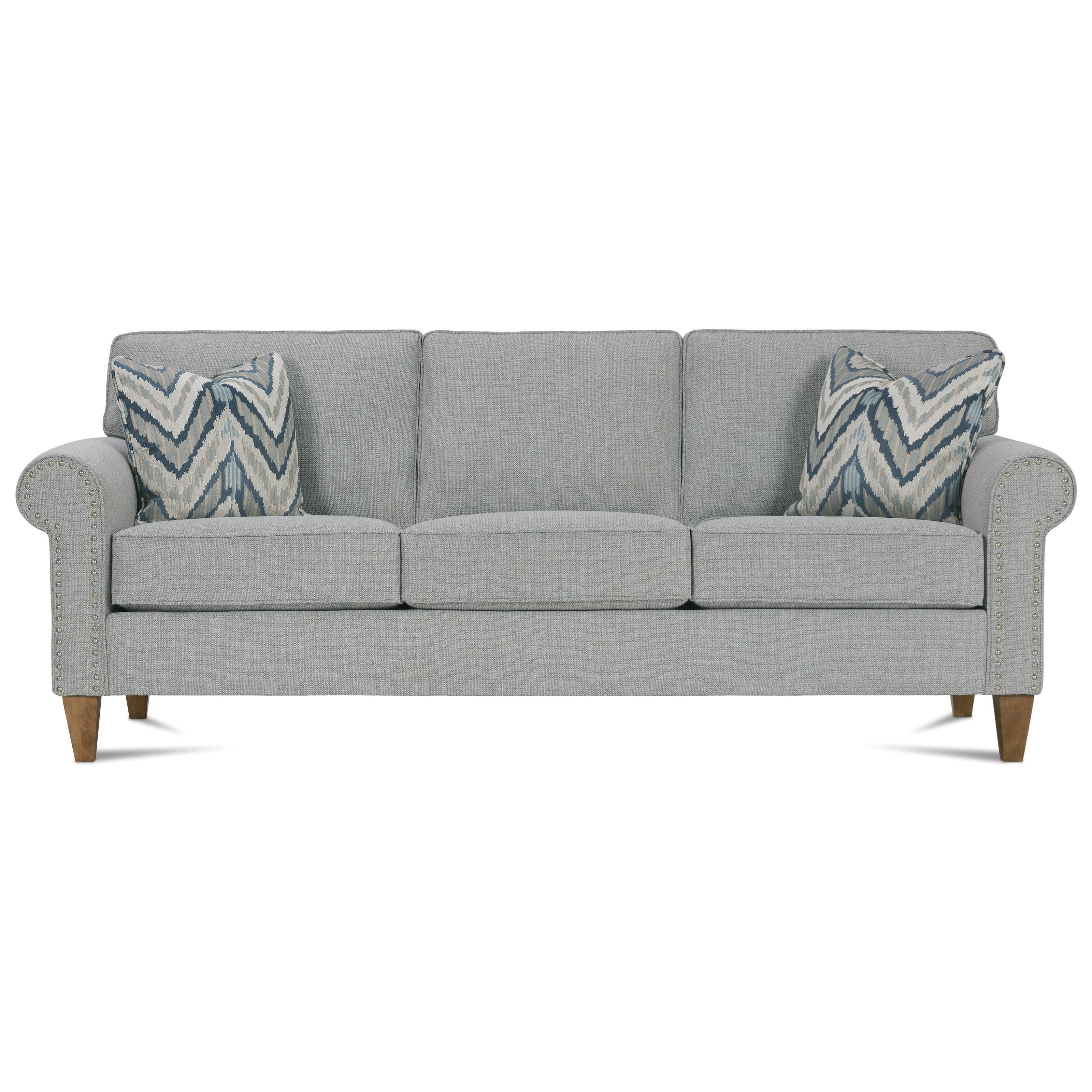 Bleeker - RXO Sofa by Rowe at Baer's Furniture