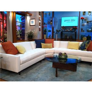 Rowe Brady  Contemporary Sectional