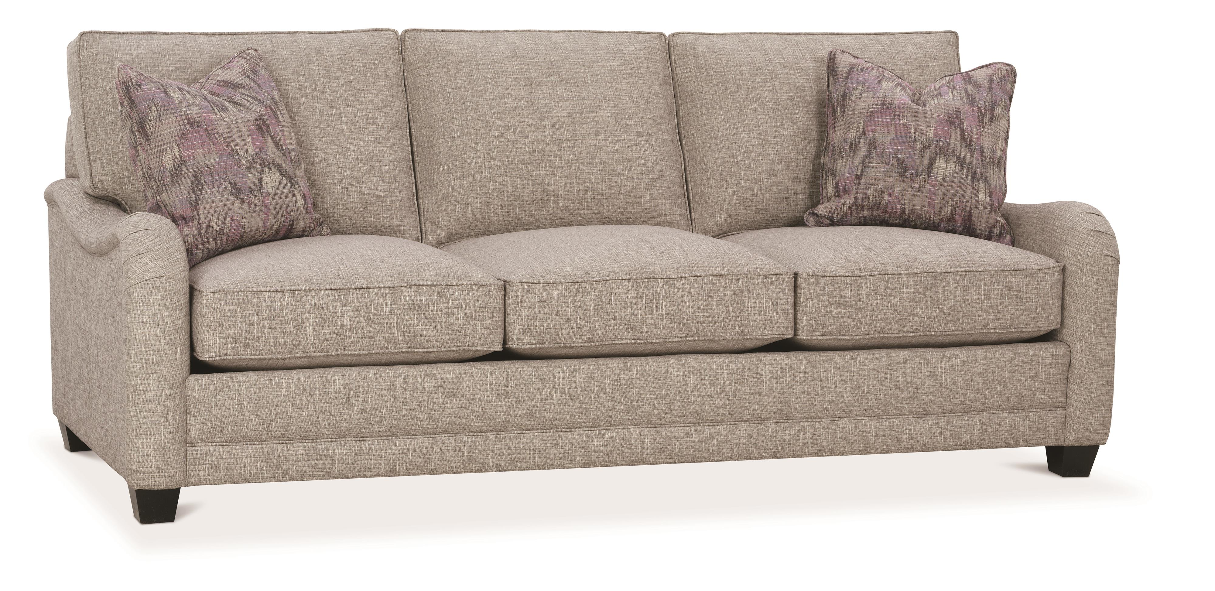 Rowe My Style Traditional Sofa - Item Number: BE200-K-003-14637-04
