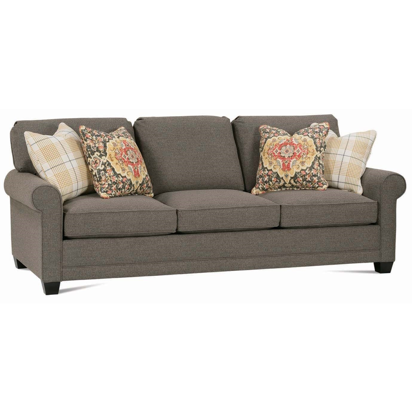 My Style I Customizable Sofa by Rowe at Baer's Furniture