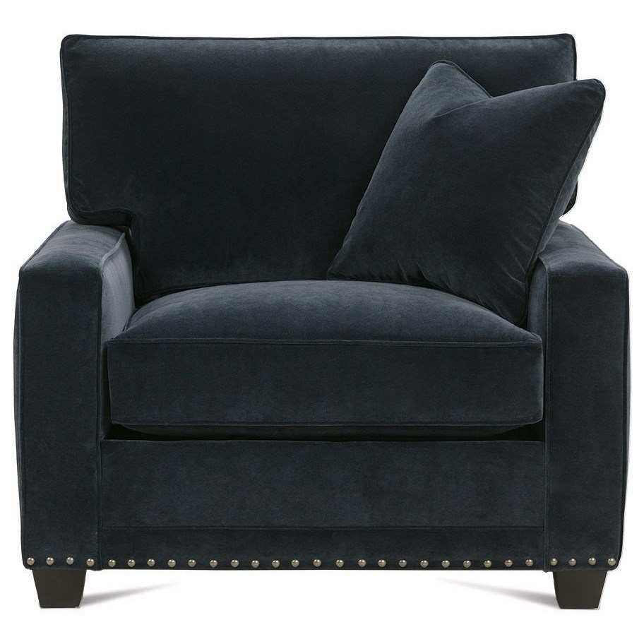 My Style I Customizable Chair by Rowe at Baer's Furniture