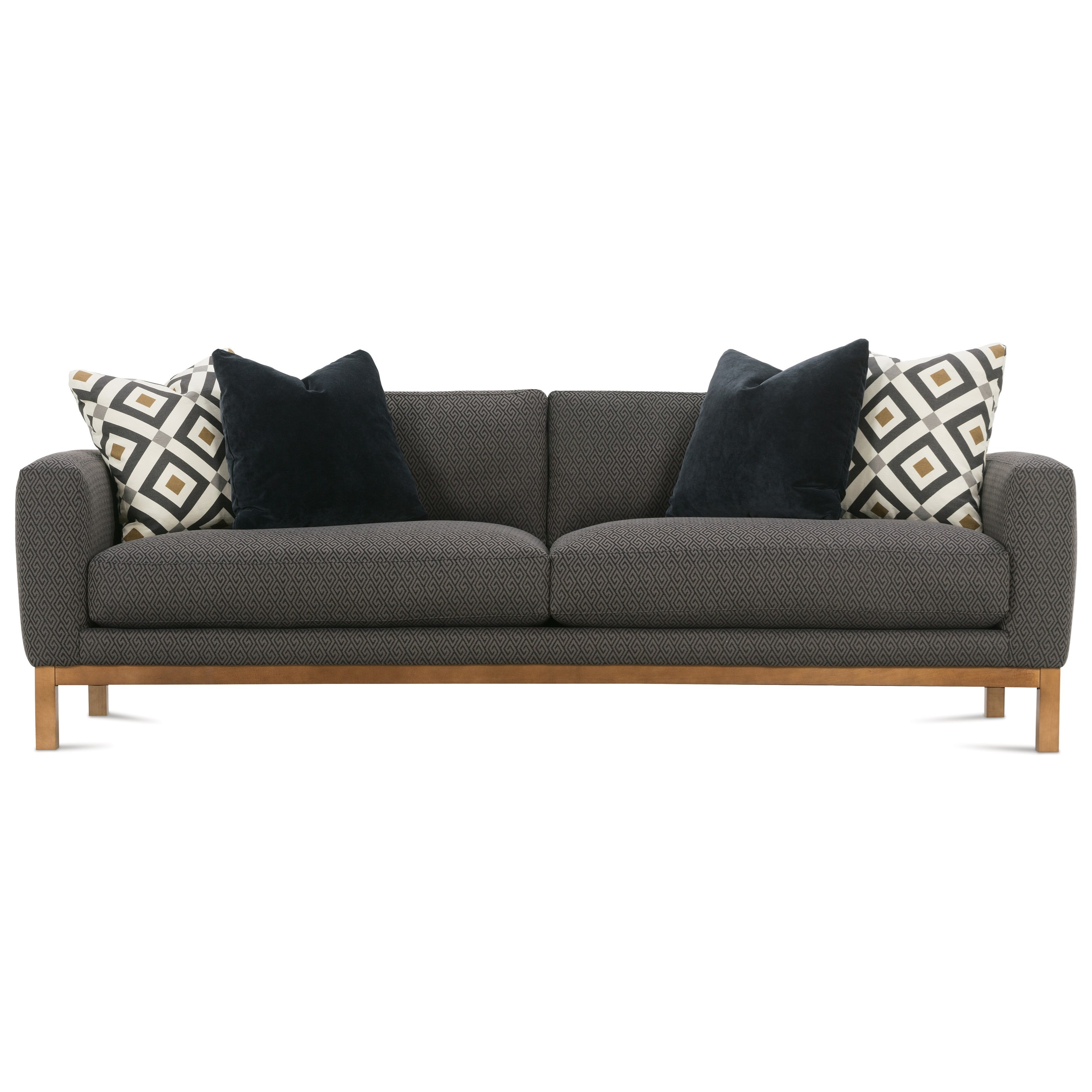 Butler Sofa by Rowe at Baer's Furniture