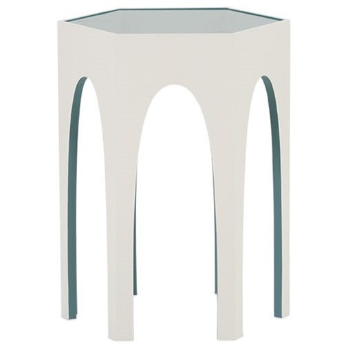Cathedral Spot Table by Rowe at Baer's Furniture