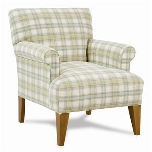 Rowe Chairs and Accents Roma Upholstered Chair