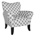Rowe Chairs and Accents Piccadilly Chair - Item Number: A441