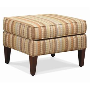 Rowe Chairs and Accents Times Square Ottoman