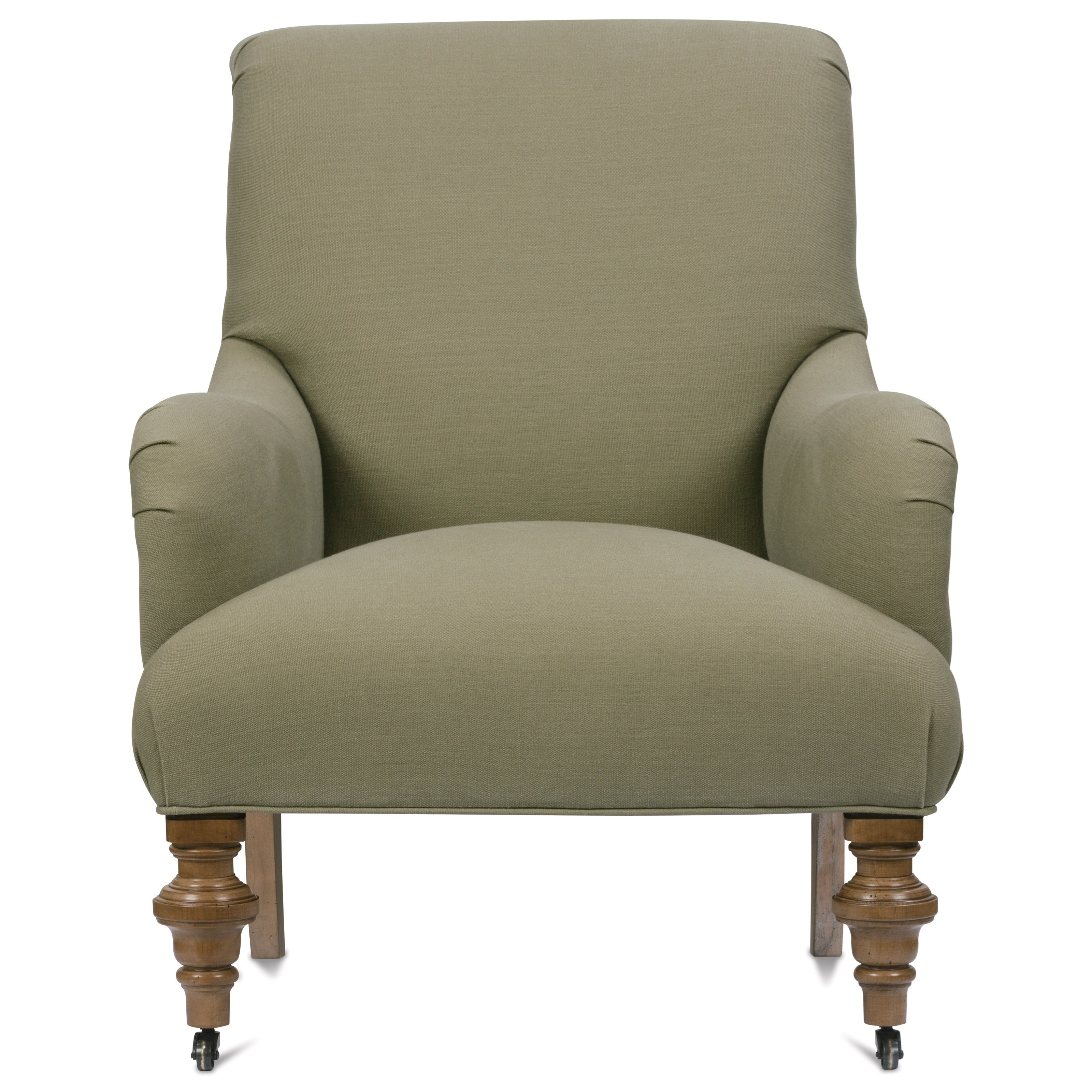 Rowe Chairs And Accents Carlyle Upholstered Chair With