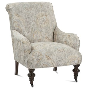 Rowe Chairs and Accents Carlyle Upholstered Chair