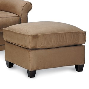 Rowe Chairs and Accents Mayflower Ottoman
