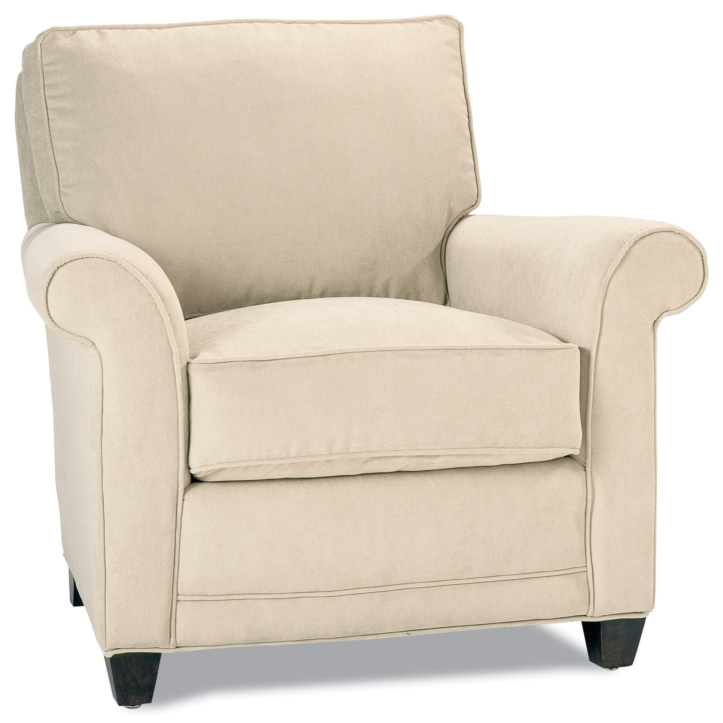 Chairs and Accents Mayflower Chair by Rowe at Saugerties Furniture Mart