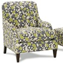 Rowe Chairs and Accents Laine Low Profile Arm Chair