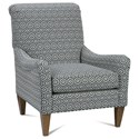 Rowe Chairs and Accents Highland Chair - Item Number: K501-000