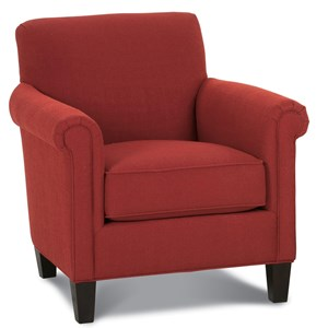 Rowe Chairs and Accents McGuire Arm Chair