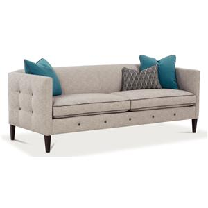 "Rowe Claire  86"" Two Cushion Sofa"