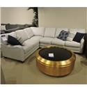 Rowe    3 Piece Sectional - Item Number: 200117384