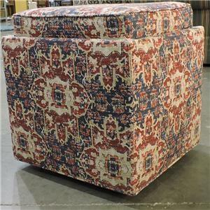 Rowe    Storage Ottoman