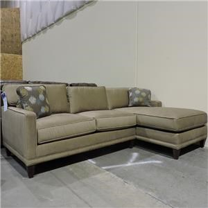 Rowe    2 Piece Sectional
