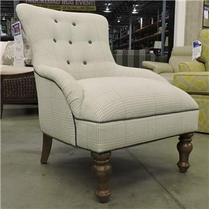 Rowe    Upholstered Arm Chair