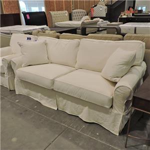 Rowe    2 Seat Slipcover Sofa