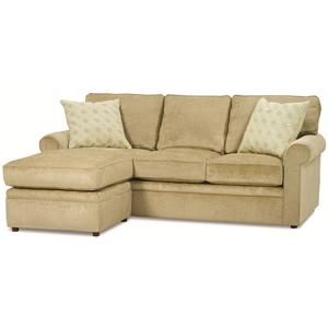 Rowe Dalton Sofa with Storage Chaise