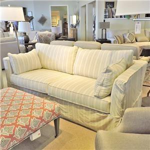 Upholstered Slipcover Upholstered Sofa