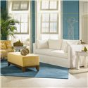 Rowe Darby Slipcover Queen Sleeper Sofa