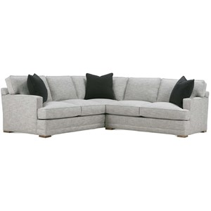 2-Piece Sectional with LSE Corner Sofa