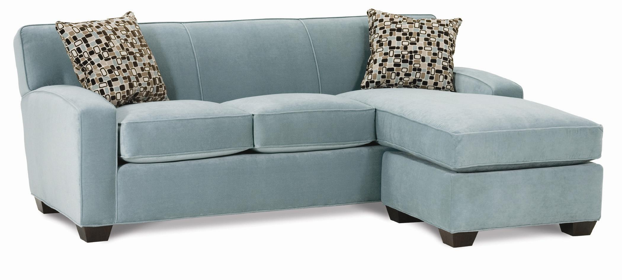 Rowe Horizon Stationary Sectional Sofa with Chaise AHFA Sofa