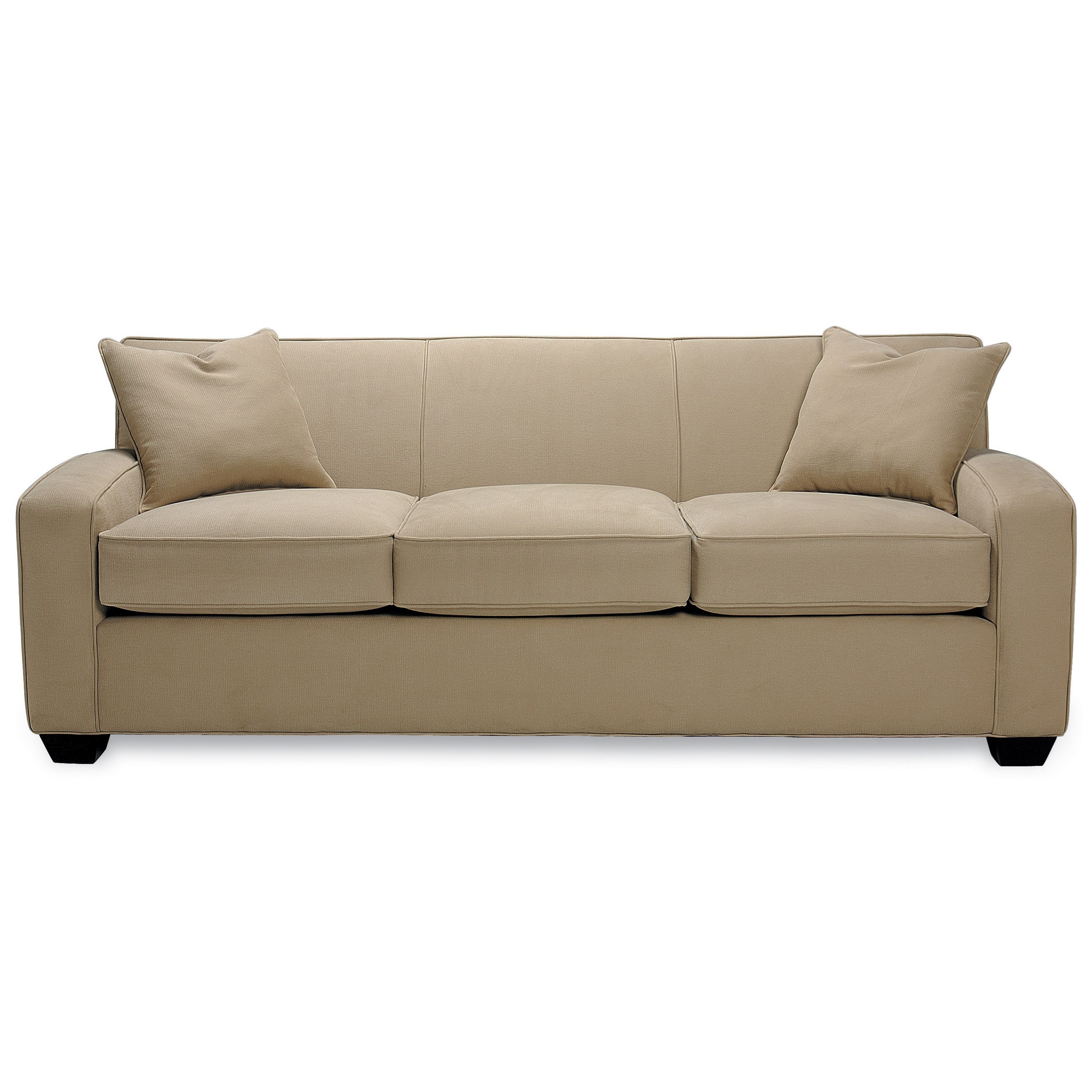 Horizon Sofa Sleeper by Rowe at Bullard Furniture