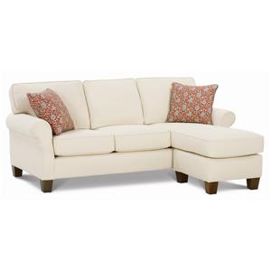 Rowe Kimball  Sectional with Chaise