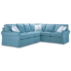 Rowe Masquerade Sectional Sofa