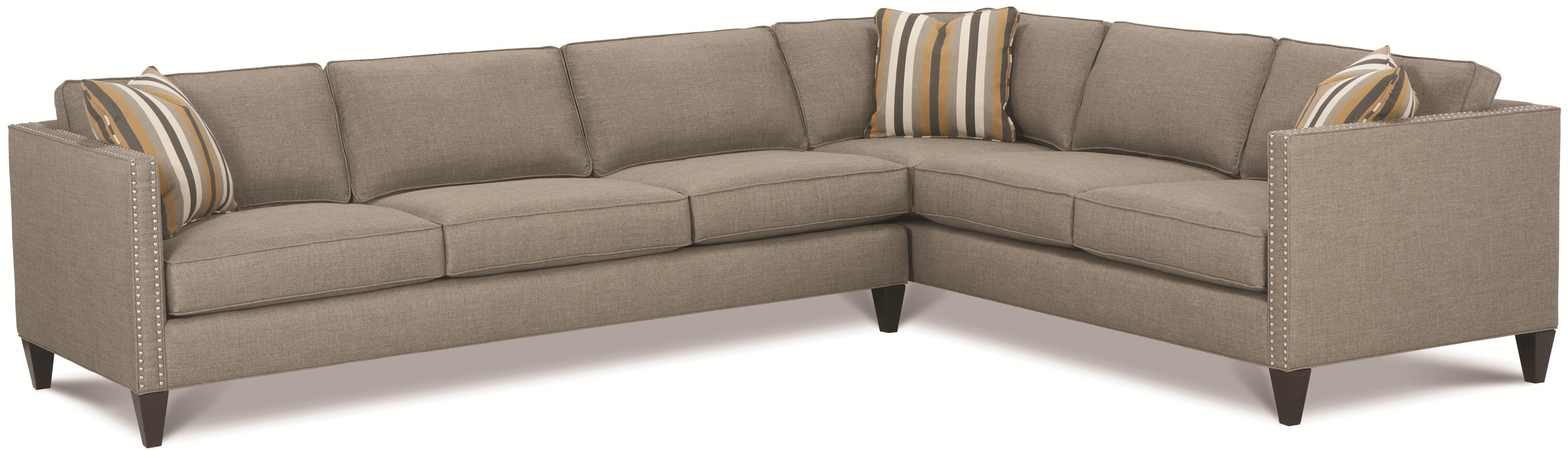 Rowe Sectional Sofas Martin Sectional By Rowe Furniture TheSofa