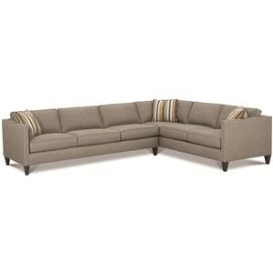 Rowe Mitchell - RXO <b>Custom</b> Sectional Sofa