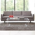 Rowe Modern Mix Large Sofa - Item Number: MD100-3B-003-13244-29