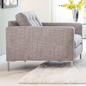 Rowe Modern Mix Chair