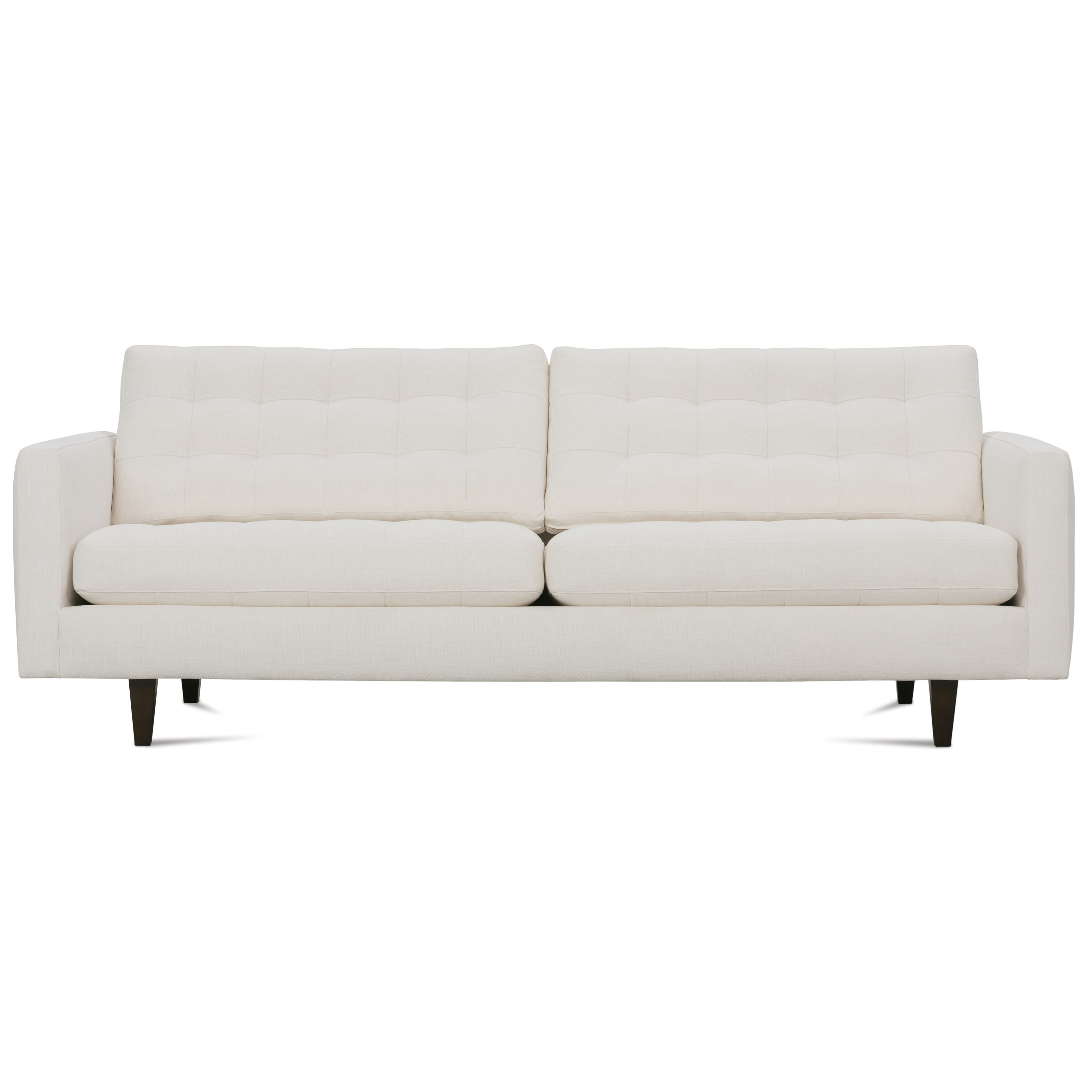 Rowe Modern Mix Contemporary Sofa With Tufted Seat And Back | Sprintz  Furniture | Sofas Nashville, Franklin, And Greater Tennessee