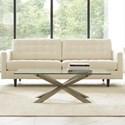 Rowe Modern Mix Sofa - Item Number: MD120-2C-002-13084-19